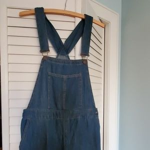 Anthropologie Overalls